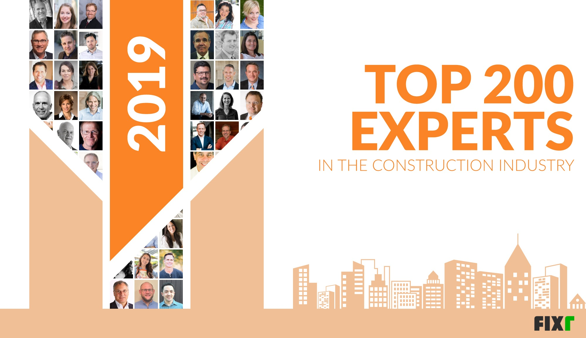 Top 200 Experts in the Construction Industry 2019